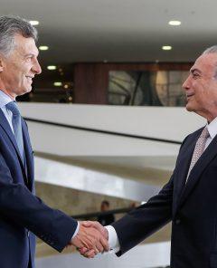 (Brasília - DF, 07/02/2017) Visita Oficial do Presidente da Argentina, Maurício Macri. Fotos: Beto Barata/PR
